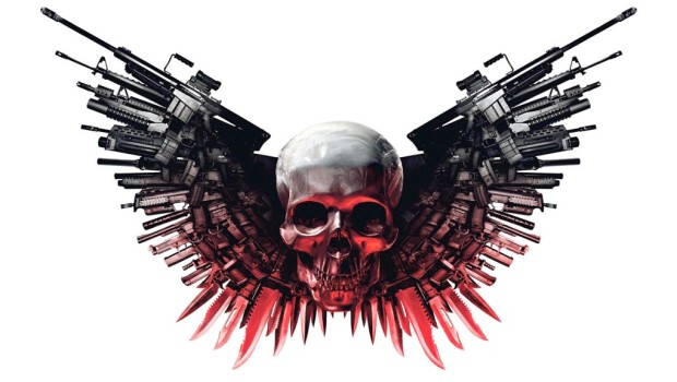 Expendables 3 logo