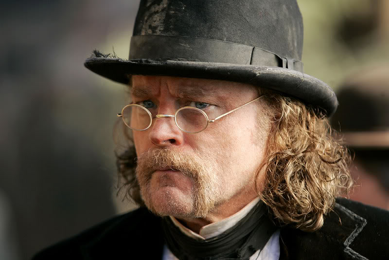DEADWOOD: Brad Dourif. photo: Doug Hyun
