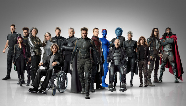 X-men Days of Future Past Cast Picture