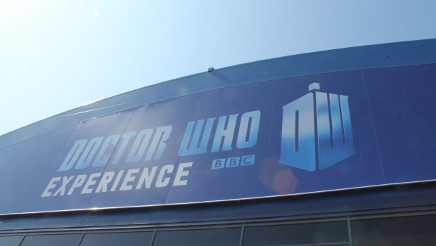 The Doctor Who Experience, Cardiff.