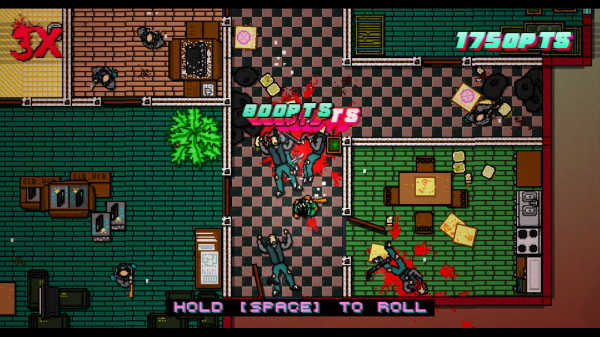 Hotline Miami 2 - Level Editor 3