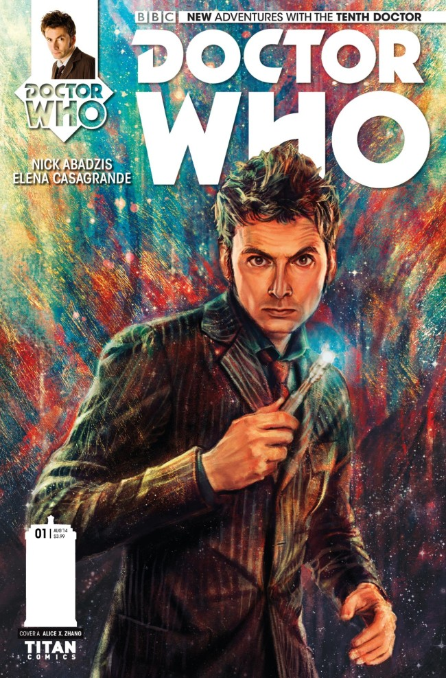 10th doctor cover