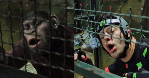 Andy-Serkis-filming-performance-capture-for-Rise-of-the-Planet-of-the-Apes