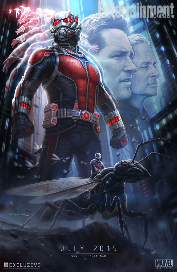 Ant Man SDCC