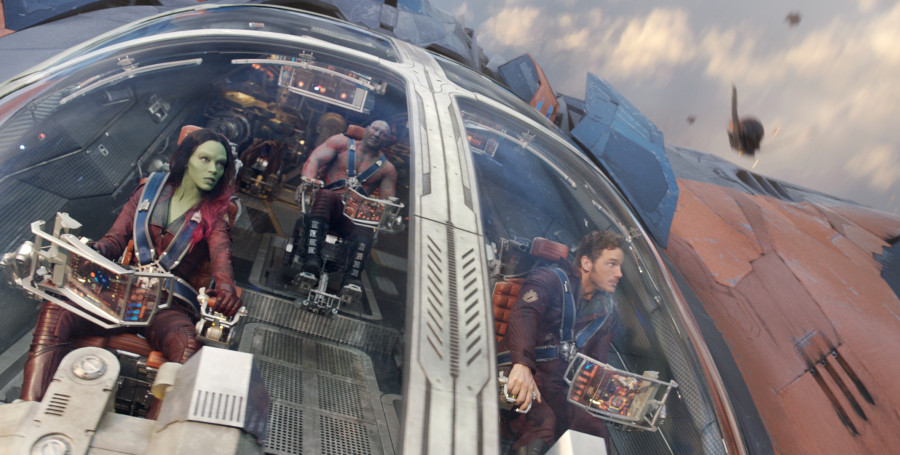 Guardians of the Galaxy: Star Lord's ship