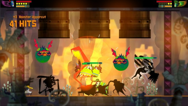 Guacamelee promo pic
