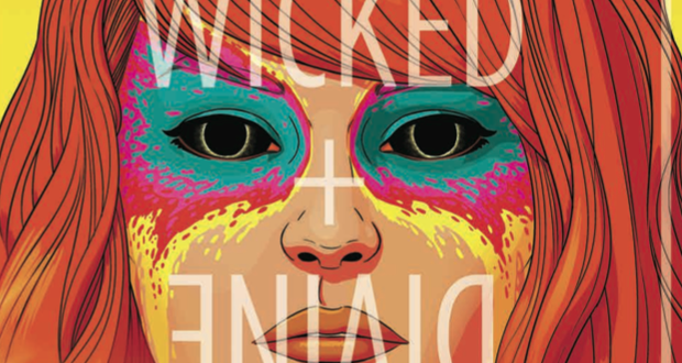 Wicked Divine 2 - Cover