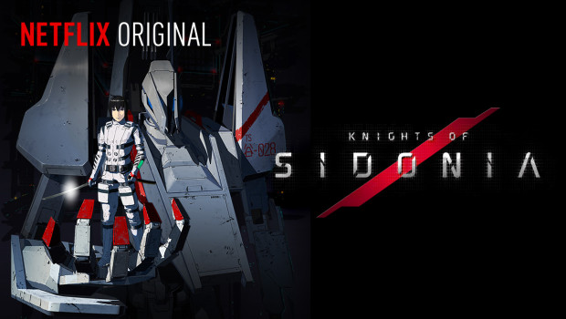 Knights of Sidonia Poster