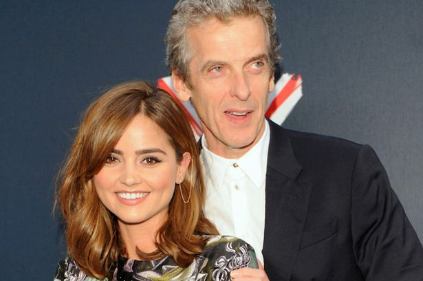 Jenna-Coleman-and-Peter-Capaldi