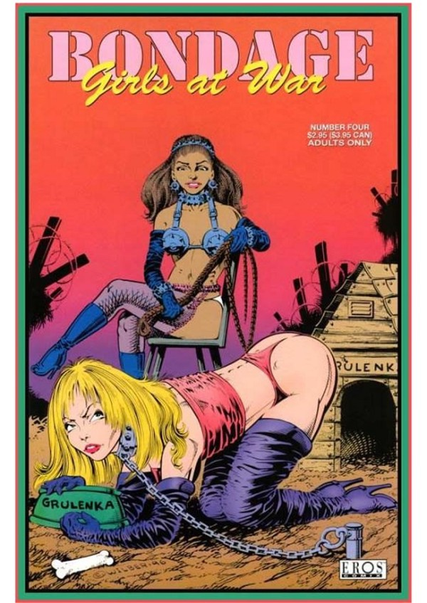 Bondage Girls at War