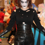 Serenity Leigh as The Crow
