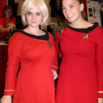 Classic Star Trek, by Gina G. and Red Ribbon Cosplay and the Cosplay Sisters