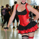 """Makenzie Smith """"Bubbles"""" as Harley Quinn"""