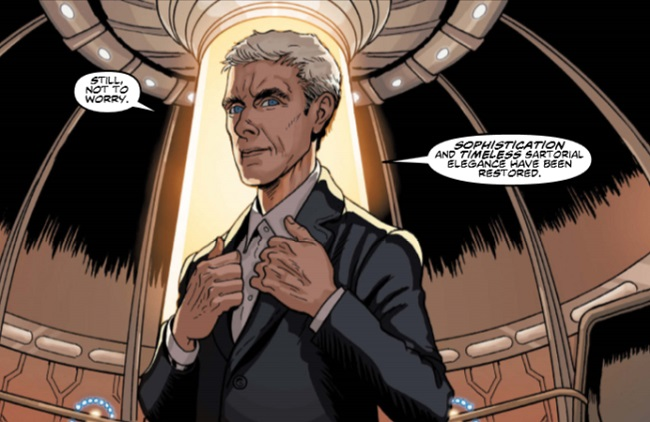 Doctor Who 12 feature