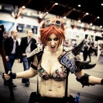 Arkyflakes as Apocalyptic Red Sonja