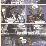 From 'Graveyard Shift' by Ian Abbinett, Alan Cowsill and Andrew Currie