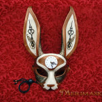 2. March-of-Time Hare Mask £139.78.
