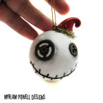 6. Steampunk Christmas Ornament £13.00