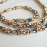 7. Byzantine Chainmail Necklace £29.26