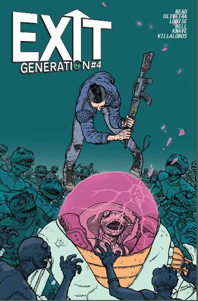 Exit Generation 4 cover