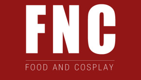 Food And Cosplay Logo