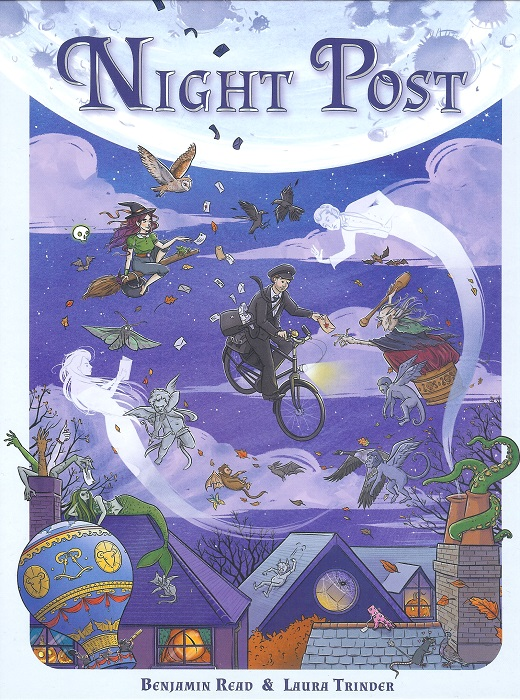 Night Post Cover