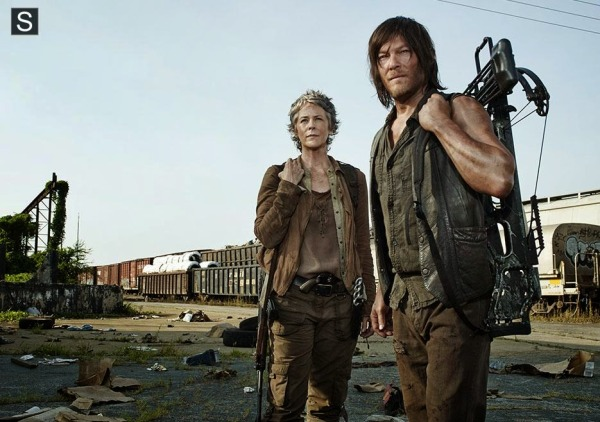 THE WALKING DEAD SEASON 5 EPISODE 6 CONSUMED CAROL AND DARYL SPOILER PREVIEW
