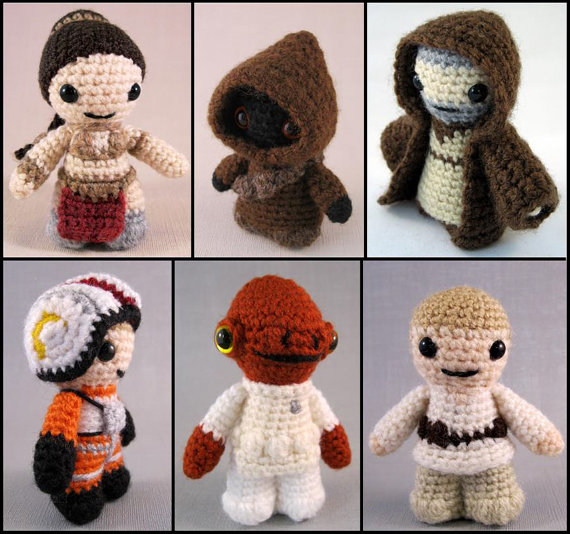 Crochet Patterns Star Wars : 48 Gifts For The Ultimate Star Wars Christmas - Need To Consume