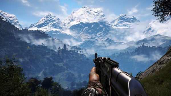 Far Cry 4 - Mountains