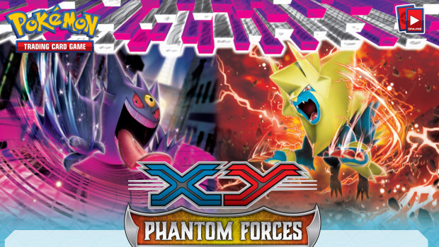 Pokemon TCG event for Phantom Forces deck at The Loading Bar in London