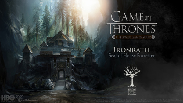 Game of thrones iron from ice Ironrath