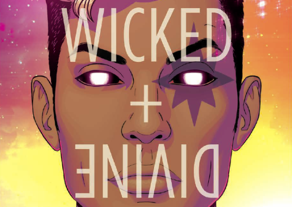 The Wicked + The Divine 6 cover - Inanna