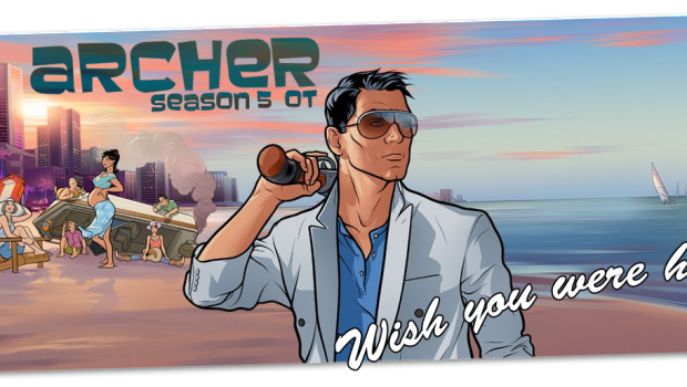 Archer Vice Cover