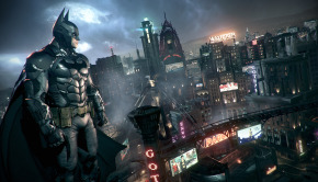 batman arkham knight trailer