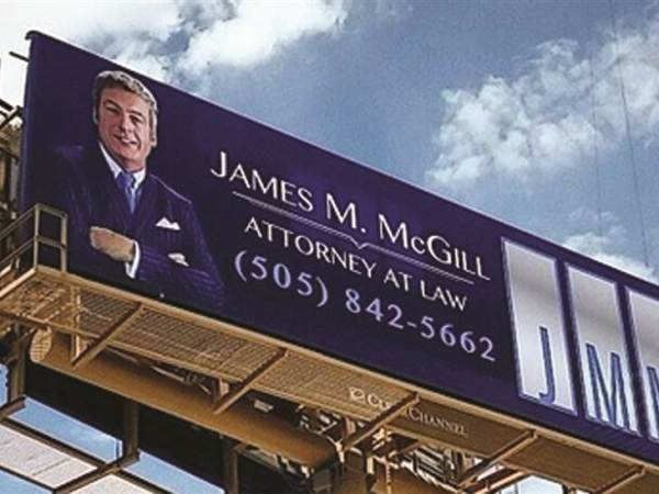 Better Call Saul Hero Billboard