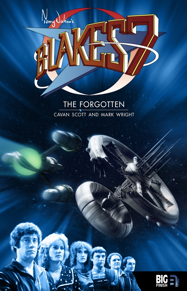 Blakes 7 The Forgotten cover