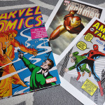 Marvel 75 years of cover art