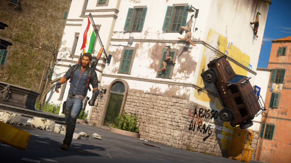 Just Cause 3 new trailer