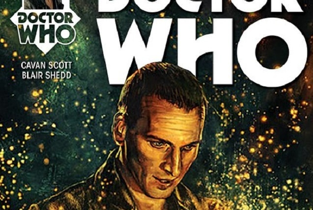 Ninth Doctor #2 cover .1