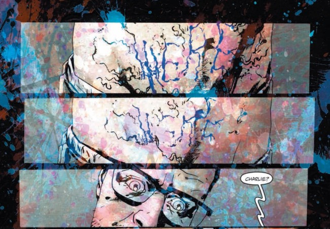 Wytches #4 art