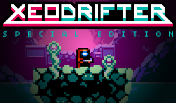 Xeodrifter Special Edition  Gambitious Digital Entertainment EGX REzzed