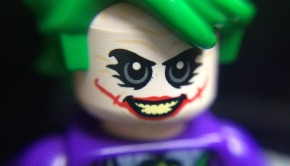 Lego Joker Heath ledger