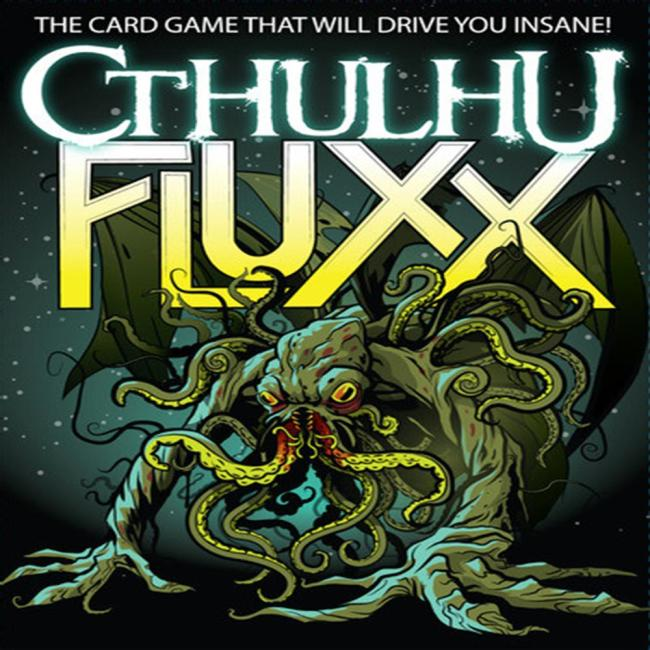 Cthulhu Fluxx Cover
