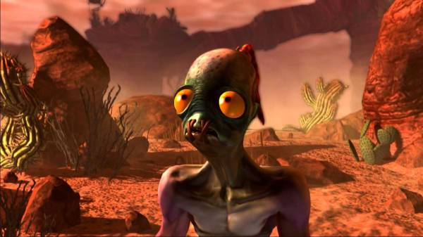 Oddworld Abe's Oddysee New n Tasty Playstation Plus