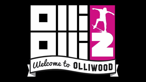 OlliOlli2 Welcome to Olliwood Playstation PLus