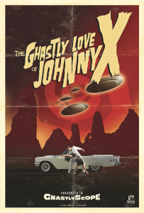 The Ghastly Love of Johnny X - Paul Burrell