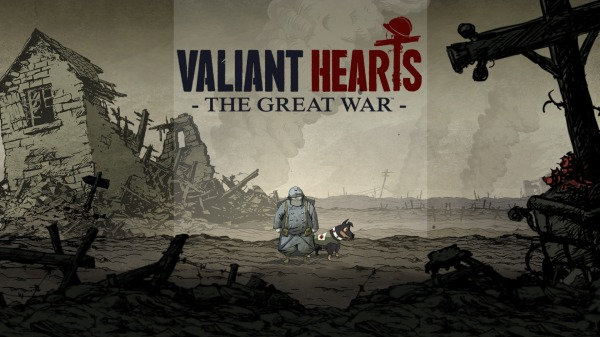 Valiant Hearts: The Great War Playstation Plus