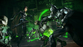 Batman Arkham Knight Game Trailer Catwoman