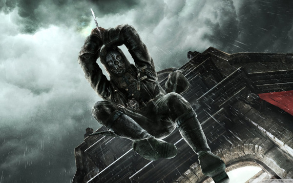 Dishonored dishonoured playstation plus april