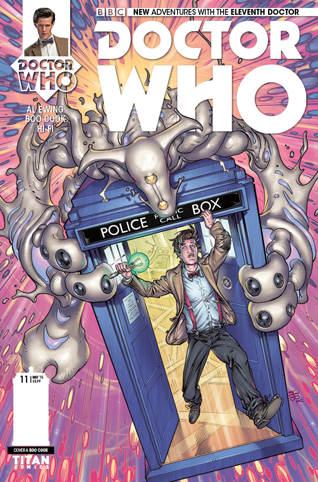 EleventhDoctor11 cover